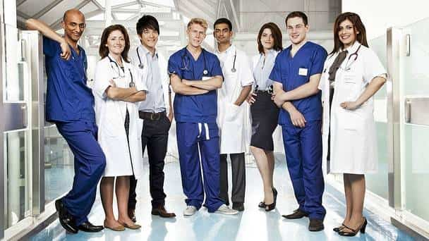 Junior doctors - series 2 BBC