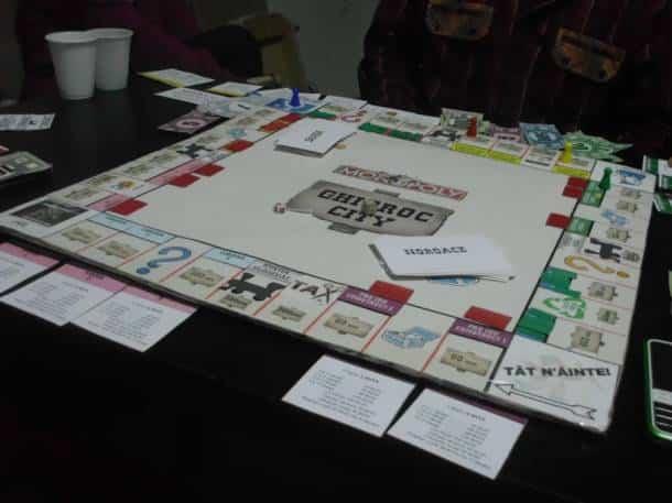 Monopoly Ghioroc City